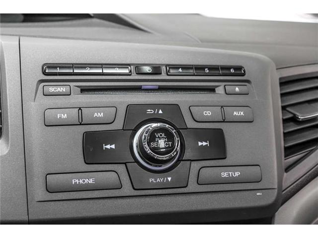 2012 Honda Civic EX (Stk: 53071A) in Newmarket - Image 11 of 19