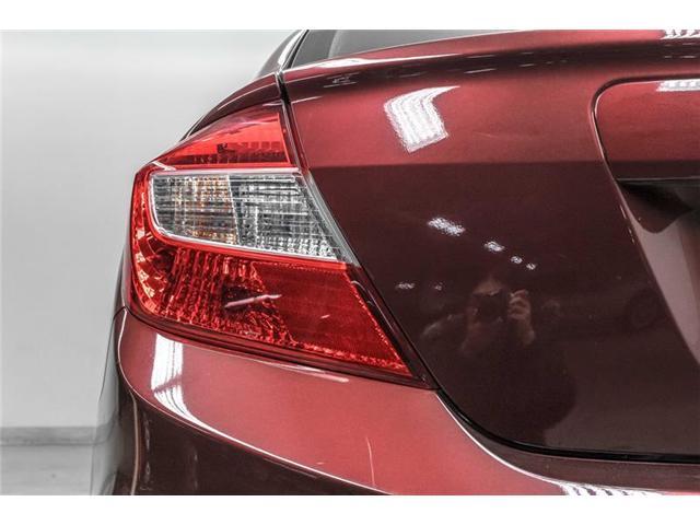 2012 Honda Civic EX (Stk: 53071A) in Newmarket - Image 19 of 19