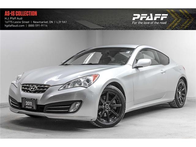 2011 Hyundai Genesis Coupe  (Stk: 53077AA) in Newmarket - Image 1 of 21