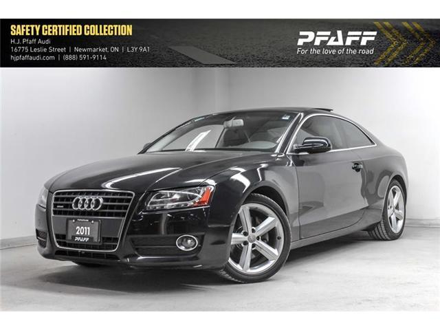 2011 Audi A5 2.0T Premium Plus (Stk: 53158) in Newmarket - Image 1 of 22
