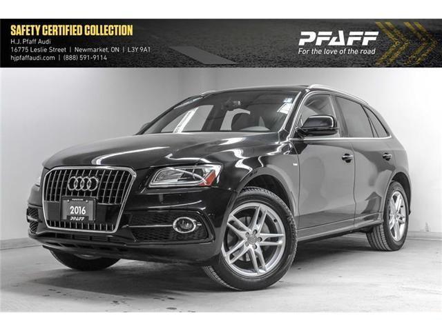 2016 Audi Q5 2.0T Progressiv (Stk: 53168) in Newmarket - Image 1 of 22