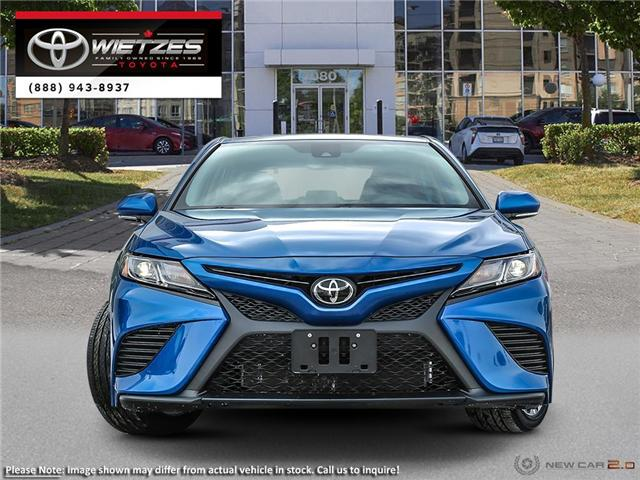 2019 Toyota Camry SE (Stk: 68277) in Vaughan - Image 2 of 24