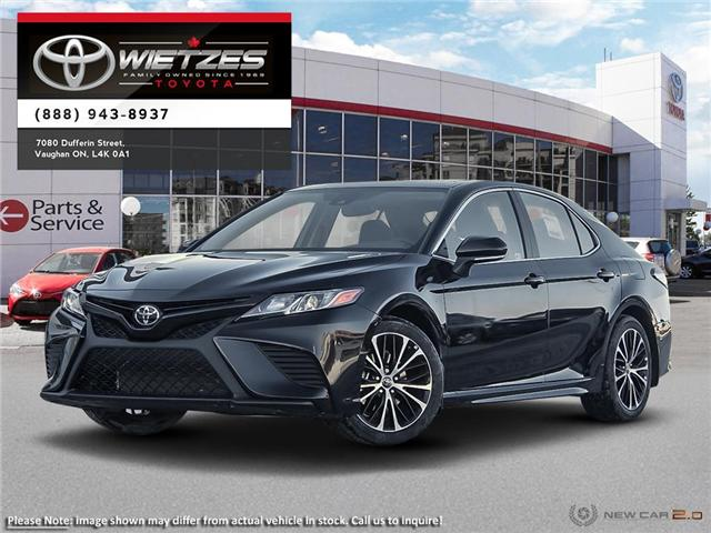 2019 Toyota Camry SE (Stk: 68291) in Vaughan - Image 1 of 24