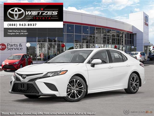 2019 Toyota Camry SE (Stk: 68256) in Vaughan - Image 1 of 24