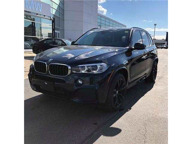 2017 BMW X5 xDrive35i (Stk: T692981A) in Oakville - Image 1 of 9