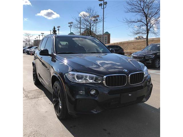 2017 BMW X5 xDrive35i (Stk: T692981A) in Oakville - Image 2 of 9