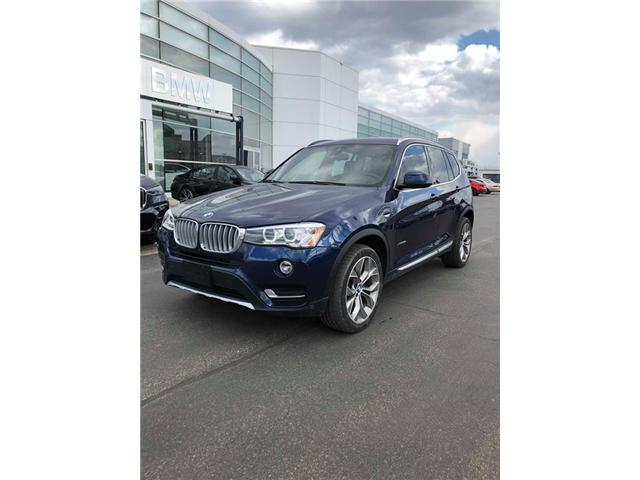 2016 BMW X3 xDrive35i (Stk: DB5574) in Oakville - Image 1 of 9