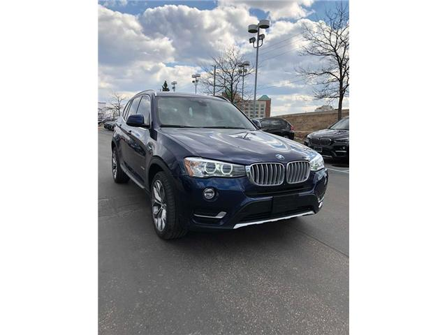 2016 BMW X3 xDrive35i (Stk: DB5574) in Oakville - Image 2 of 9
