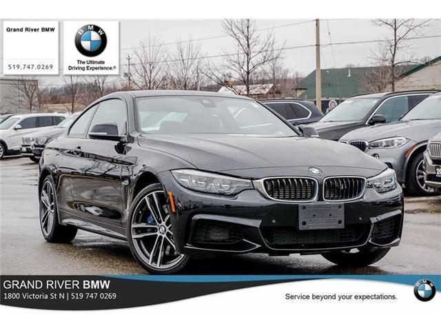 2018 BMW 440i xDrive (Stk: PW4757) in Kitchener - Image 1 of 23