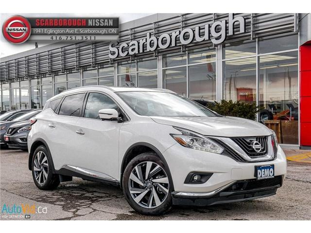 2018 Nissan Murano  (Stk: L18003) in Scarborough - Image 1 of 25