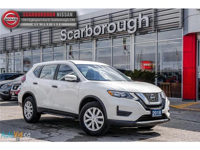 2018 Nissan Rogue  (Stk: Y18164) in Scarborough - Image 1 of 26