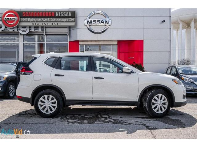 2018 Nissan Rogue  (Stk: Y18164) in Scarborough - Image 3 of 26