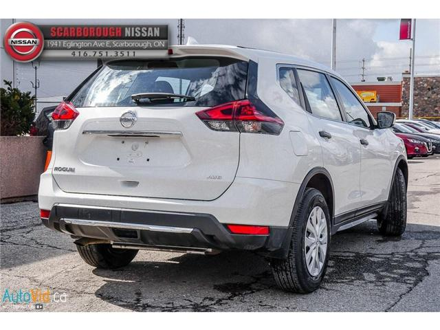 2018 Nissan Rogue  (Stk: Y18164) in Scarborough - Image 4 of 26