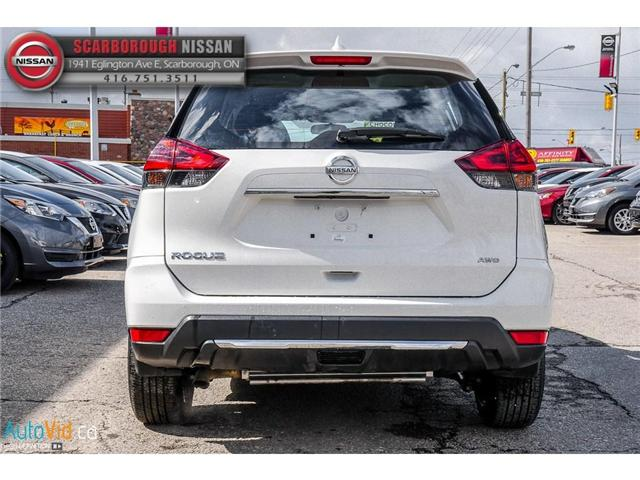 2018 Nissan Rogue  (Stk: Y18164) in Scarborough - Image 5 of 26