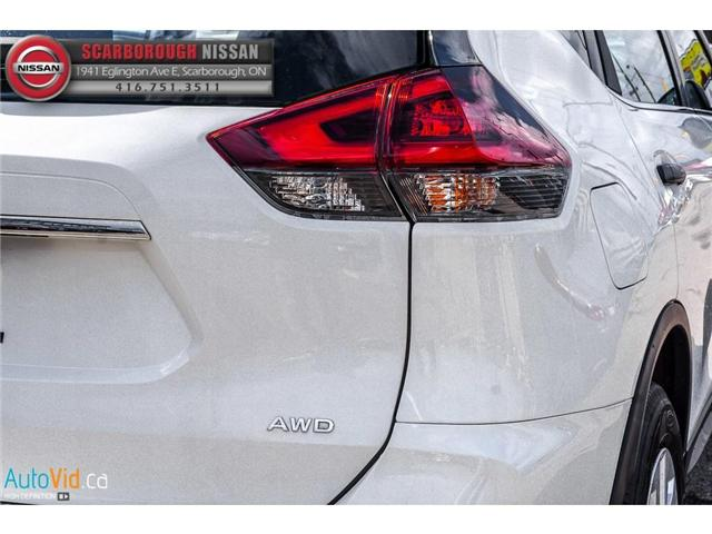 2018 Nissan Rogue  (Stk: Y18164) in Scarborough - Image 6 of 26