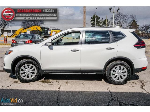 2018 Nissan Rogue  (Stk: Y18164) in Scarborough - Image 8 of 26