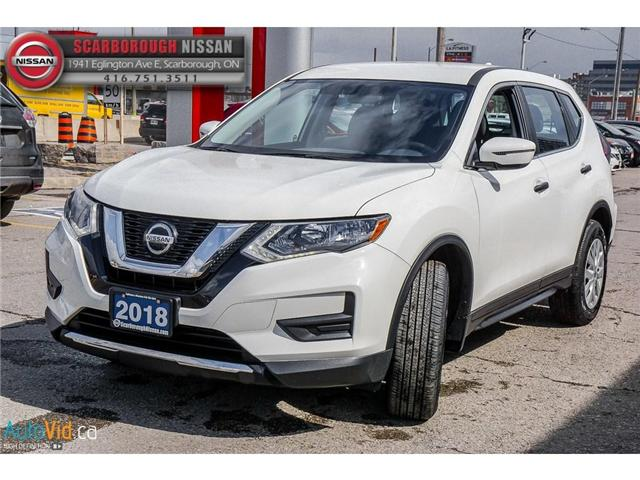 2018 Nissan Rogue  (Stk: Y18164) in Scarborough - Image 10 of 26