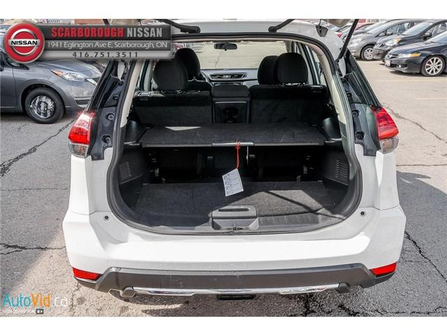 2018 Nissan Rogue  (Stk: Y18164) in Scarborough - Image 26 of 26