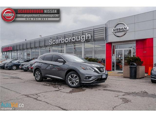 2018 Nissan Murano  (Stk: L18056) in Scarborough - Image 2 of 27