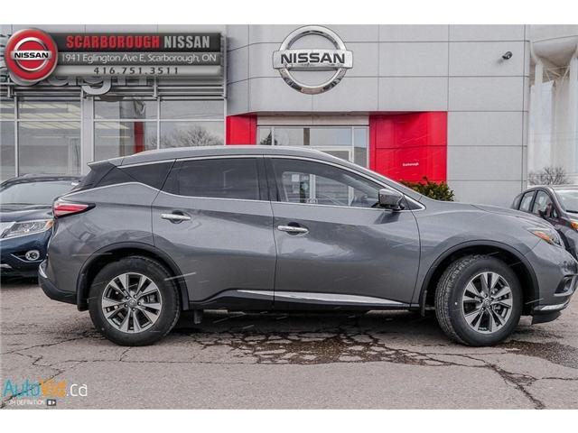 2018 Nissan Murano  (Stk: L18056) in Scarborough - Image 3 of 27