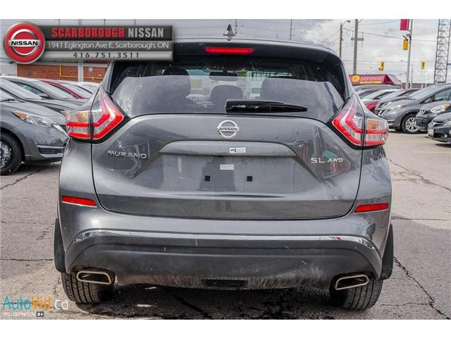 2018 Nissan Murano  (Stk: L18056) in Scarborough - Image 5 of 27