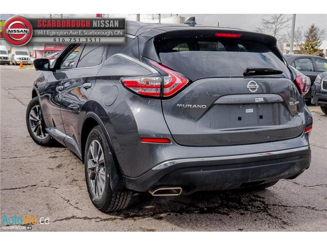 2018 Nissan Murano  (Stk: L18056) in Scarborough - Image 7 of 27