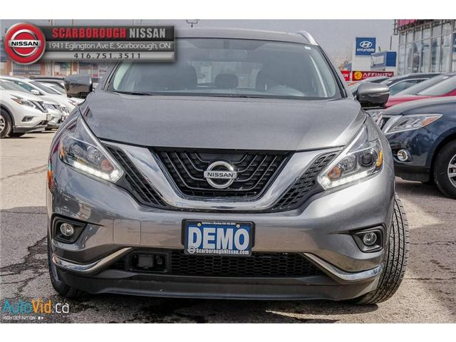 2018 Nissan Murano  (Stk: L18056) in Scarborough - Image 11 of 27