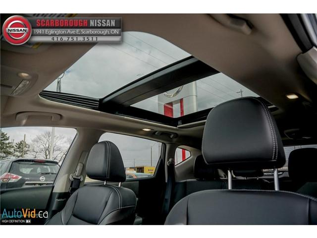 2018 Nissan Murano  (Stk: L18056) in Scarborough - Image 17 of 27
