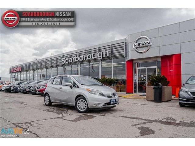 2015 Nissan Versa Note 1.6 SV (Stk: B19010A) in Scarborough - Image 2 of 25