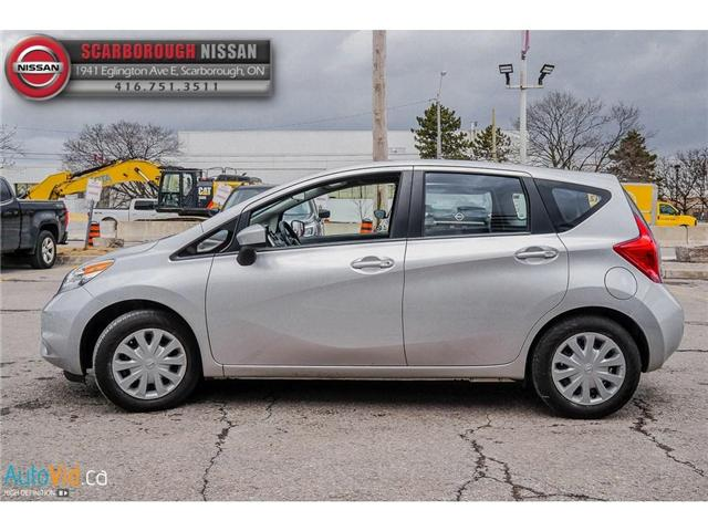 2015 Nissan Versa Note 1.6 SV (Stk: B19010A) in Scarborough - Image 8 of 25