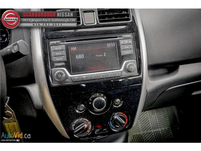 2015 Nissan Versa Note 1.6 SV (Stk: B19010A) in Scarborough - Image 23 of 25
