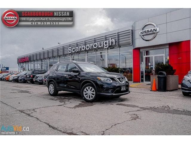 2016 Nissan Rogue  (Stk: Y19064A) in Scarborough - Image 2 of 23