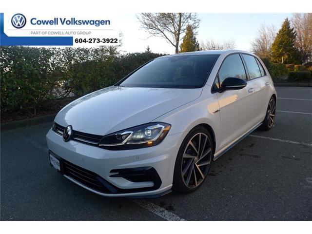 2018 Volkswagen Golf R 2.0 TSI (Stk: V1857127VV) in Richmond - Image 1 of 19