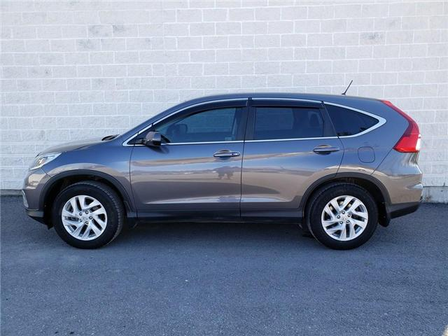 2015 Honda CR-V EX (Stk: 19205A) in Kingston - Image 1 of 29
