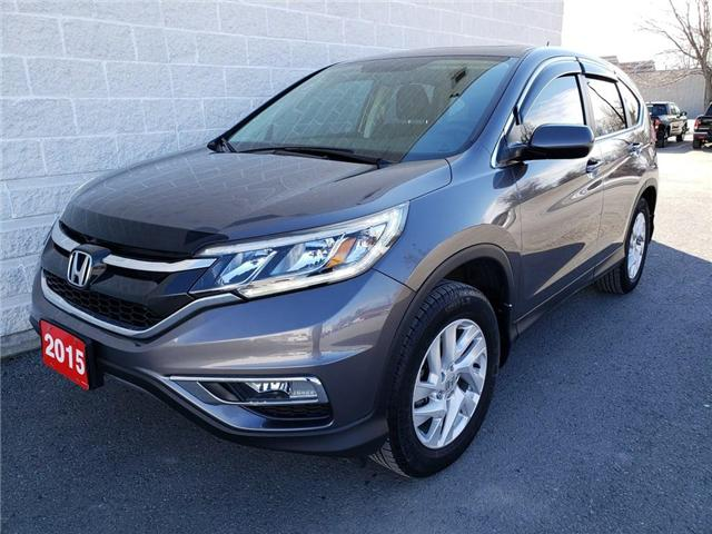 2015 Honda CR-V EX (Stk: 19205A) in Kingston - Image 2 of 29