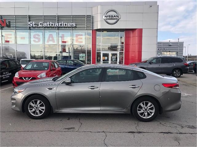 2018 Kia Optima LX+ (Stk: P2253) in St. Catharines - Image 1 of 5