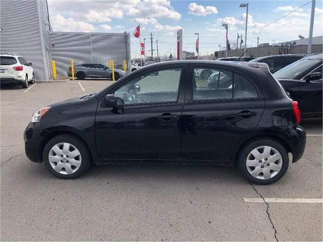 2015 Nissan Micra SV (Stk: P2205A) in St. Catharines - Image 1 of 6