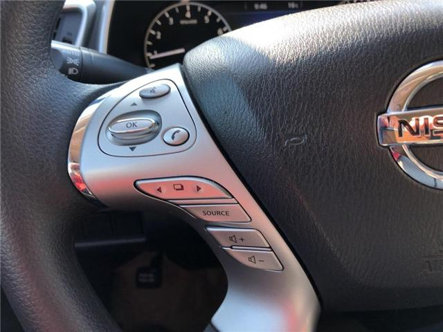 2017 Nissan Murano S (Stk: P2569) in Cambridge - Image 15 of 27