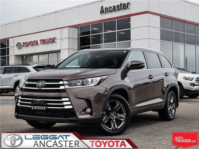 2018 Toyota Highlander Limited (Stk: 3758A) in Ancaster - Image 1 of 24