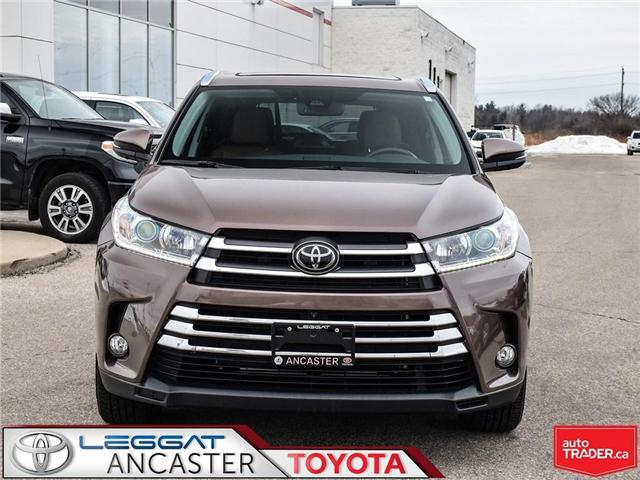 2018 Toyota Highlander Limited (Stk: 3758A) in Ancaster - Image 2 of 24