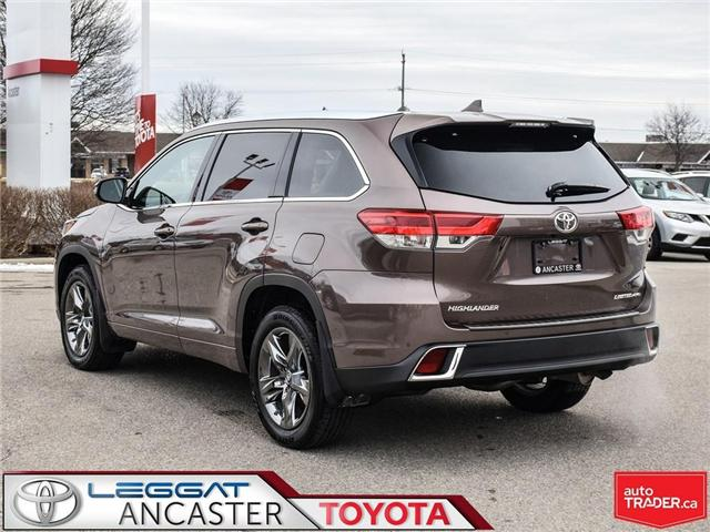 2018 Toyota Highlander Limited (Stk: 3758A) in Ancaster - Image 3 of 24