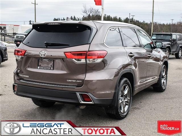 2018 Toyota Highlander Limited (Stk: 3758A) in Ancaster - Image 5 of 24