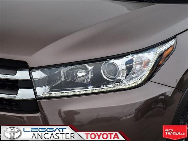 2018 Toyota Highlander Limited (Stk: 3758A) in Ancaster - Image 8 of 24