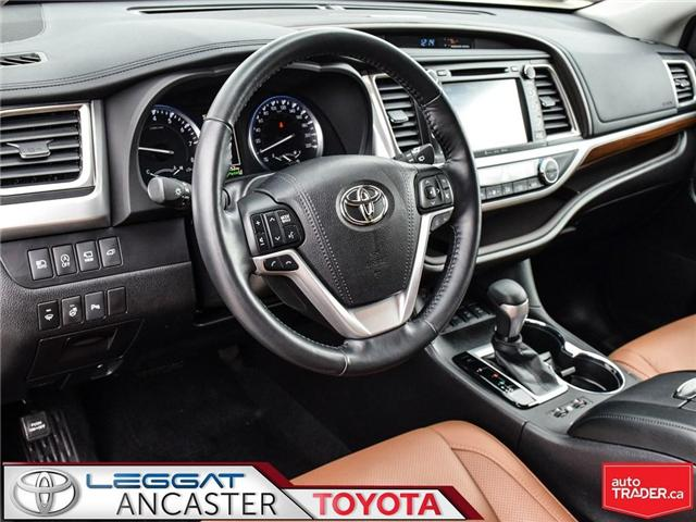 2018 Toyota Highlander Limited (Stk: 3758A) in Ancaster - Image 12 of 24