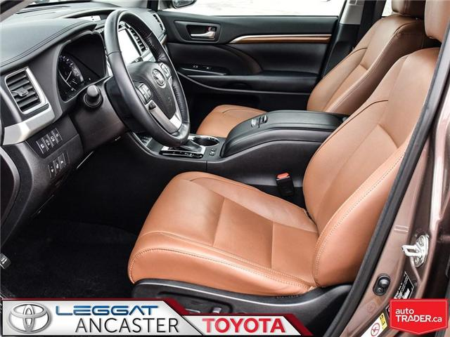 2018 Toyota Highlander Limited (Stk: 3758A) in Ancaster - Image 13 of 24
