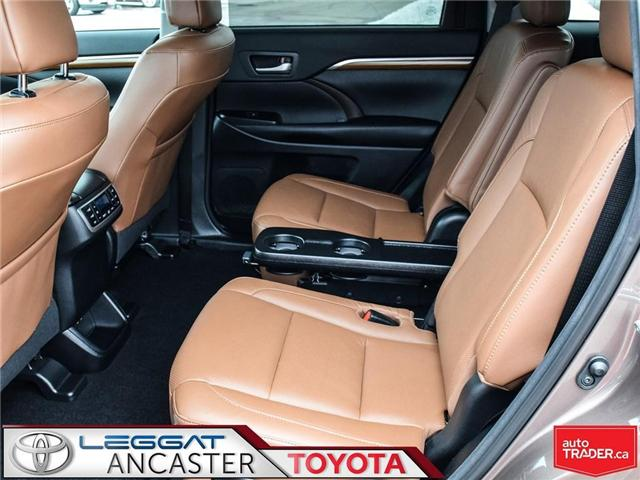 2018 Toyota Highlander Limited (Stk: 3758A) in Ancaster - Image 14 of 24