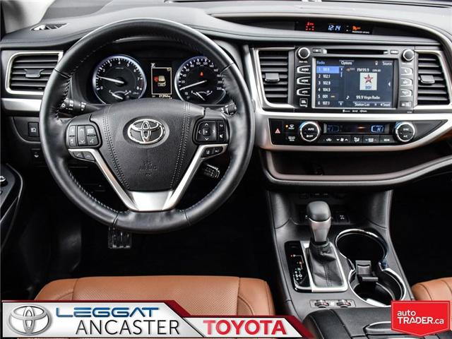 2018 Toyota Highlander Limited (Stk: 3758A) in Ancaster - Image 16 of 24