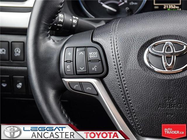 2018 Toyota Highlander Limited (Stk: 3758A) in Ancaster - Image 19 of 24