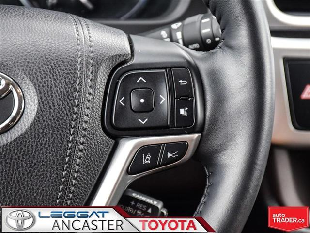 2018 Toyota Highlander Limited (Stk: 3758A) in Ancaster - Image 20 of 24