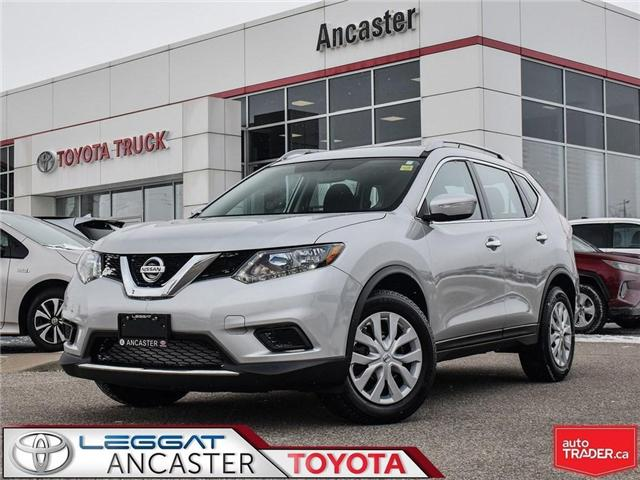 2015 Nissan Rogue  (Stk: 3787) in Ancaster - Image 1 of 20